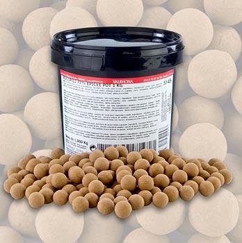 Xocopili, kořeněné perličky na polevu, 72% kakaa, 1 kg