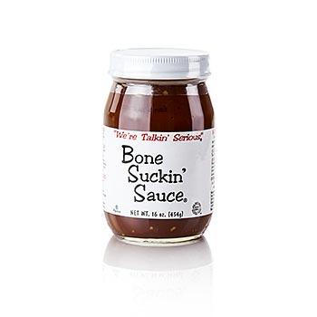 Bone Suckin´ Sauce Regular, omáčka na barbeque, Ford´s Food, 454 g