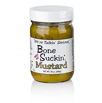 Bone Suckin´ - hořčice na barbecue, Ford´s Food - 340 g