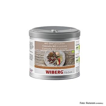 Wiberg skořice, mletá, skořice Cassia, Indonésie, BIO-certif., 245 g