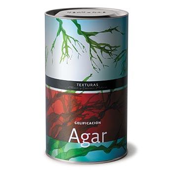 Agar, Texturas Ferran Adriŕ, E 406, 500 g