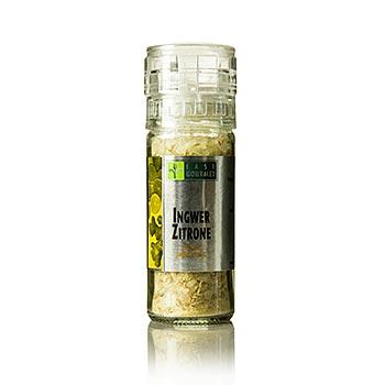 Gourmet mlýnek na koření zázvor-citron, Easy Gourmet, 79 g