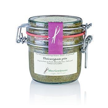 Curry pasta zelená, Altes Gewürzamt, 200 g