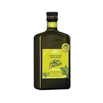 Mas Tarrés - Verde Oliva, olivový olej extra panenský, olivy Arbequina, DOP Siurana, 500 ml