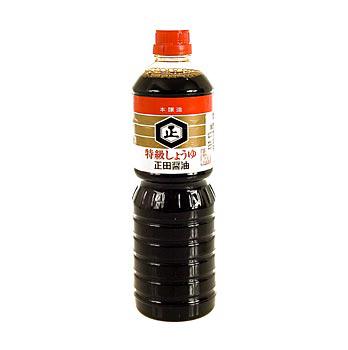 Sojová omáčka - Shoyu, Japonsko, 1 l