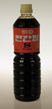 Sojová omáčka - Shoyu, Sempio, Korea, 1 l