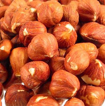 Lískové ořechy neloupané, hnědé, 12,5 kg