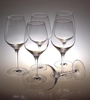 Sklenice na víno - Červené víno Exquisit, Stölzle, 6 ks