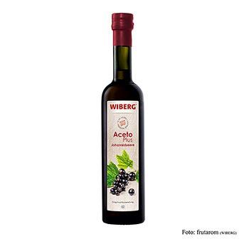 Wiberg Aceto Plus černý rybíz, 1,8% kyselin, 500 ml