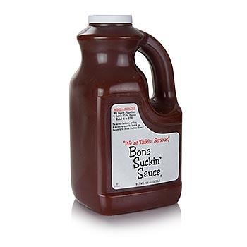 Bone Suckin´ Sauce Regular, omáčka na barbeque, Ford´s Food, 3,78 l