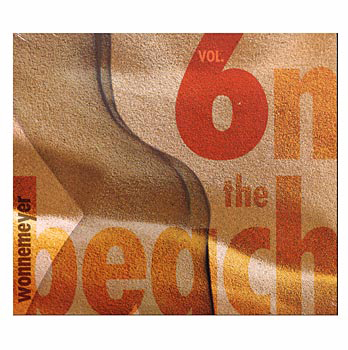 Wonnemeyer hudební CD 'On the beach ...' Vol. VI, ks