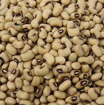 Fazole, fazole černé oko - bílá s černým okem, sušené, 400 g
