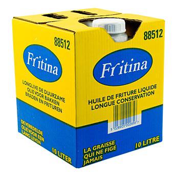 Fritina Longlife - fritovací tuk/fritovací olej, 10 l