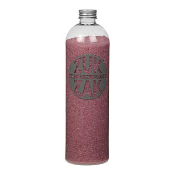 Barevný krystalový cukr - ZUK ZAK, růžový, 450 g