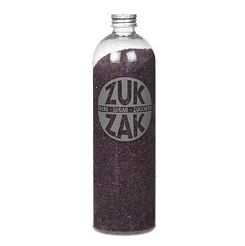 Barevný krystalový cukr - ZUK ZAK, fialový., 450 g