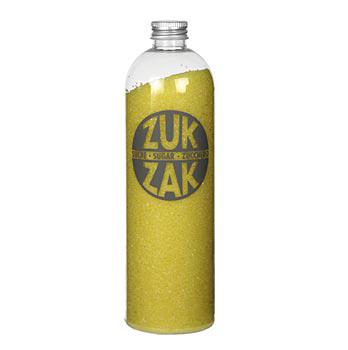 Barevný krystalový cukr - ZUK ZAK, žlutý, 450 g