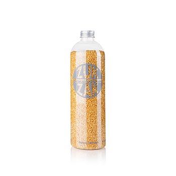 Barevný krystalový cukr - ZUK ZAK, zlatý, 450 g
