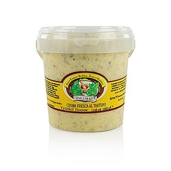 Lanýžový krém s jarními/letními lanýži - Crema fresco di Tartuffo, 1 kg