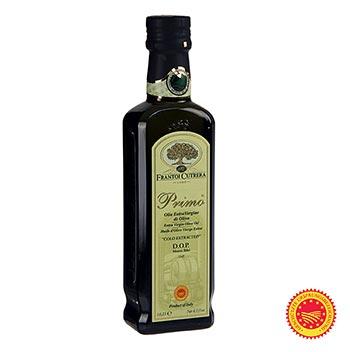 Frantoi Cutrera - Primo DOP olivový olej, 100% olivy Tonda Iblea, Gurmán '10, 250 ml