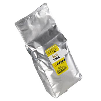 Citronový cukr, třtinový cukr, citronová kůra a olej, 1