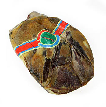 BOS FOOD - Pata Negra, 100% Jamon Iberico Bellota Paleta, šunka bez kosti, cca 4 kg