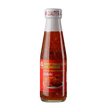 Chilli omáčka na drůbež, Gold Label, Cock Brand, 175 ml