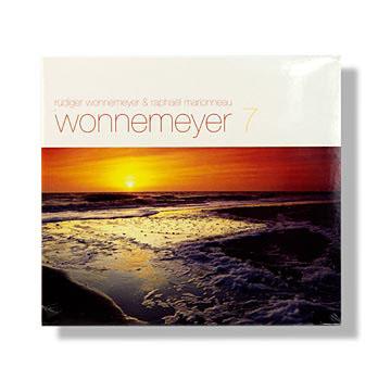 Wonnemeyer hudební CD 'Wonnemeyer 7' Vol. VII (dvoj-CD), ks