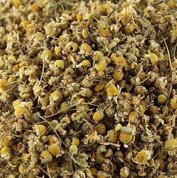 Květy heřmánku, sušené, 100 g