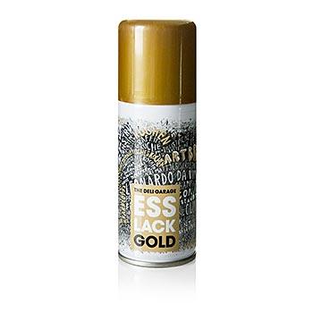 Jedlý lak Golden - pro postřik, od Garage Winery, 100 ml