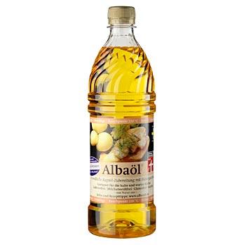 Řepkový olej - Albaöl, ze Švédska, 750 ml
