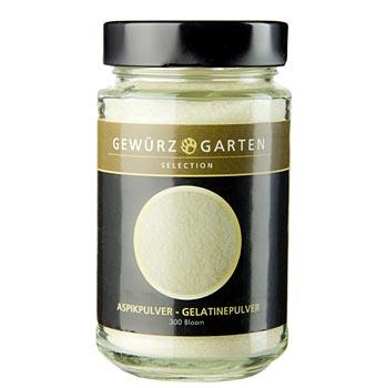 Gewürzgarten, prášek na aspik- jedlá želatina (300 Bloom), 150 g