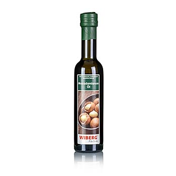 Wiberg Exquisite Makadamový olej, 100% lisovaný za studena 250 ml