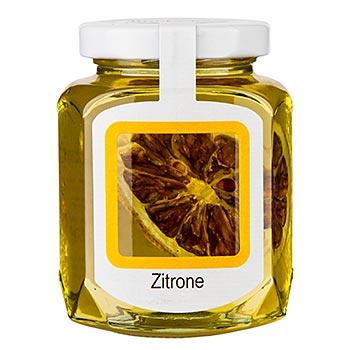 Akátový med se sušeným citronem 250 g