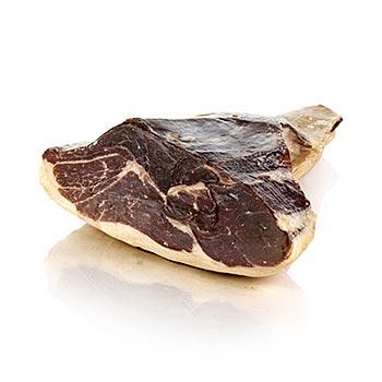 Joselito Pata Negra,100% Iberico Bellota Gran Res.ausgelöst Hinterschinken spitz, ca.2,5 kg