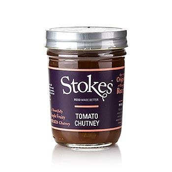 Rajčatové chutney, Stokes, 250g