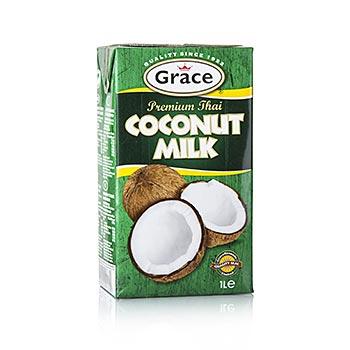 Kokosové mléko Grace, 1 l