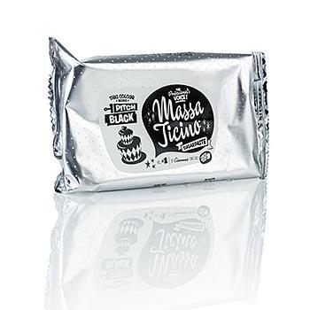 Massa Ticino cukrářská hmota černá 250g