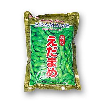Edamame - Japonské sojové boby, mražené TK, 454g