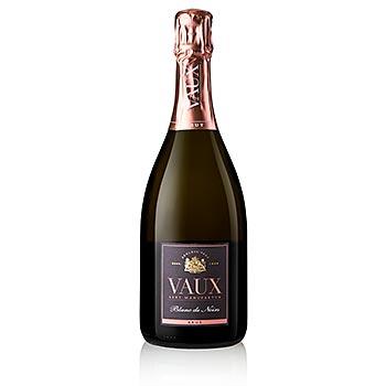 Schloss Vaux 2013 Pinot Blanc de Noirs brut Sekt Rheingau 0,75l, 750 ml