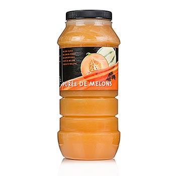 Melounové pyré 10% cukru, 1 kg