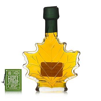 Javorový sirup, jantarový, Vermont 250 ml