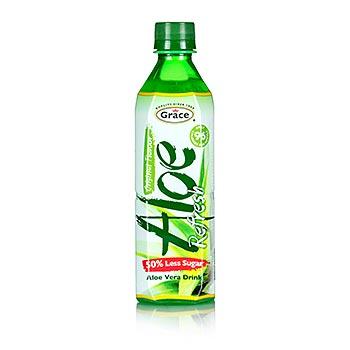 Aloe Vera Drink, Original, 500ml, Grace, 500 ml