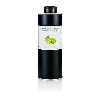 Řepkový olej s limetkou,Gewürzgarten, 500 ml