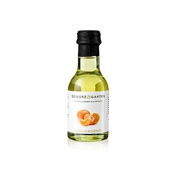 Řepkový olej s mandarinkou,Gewürzgarten, 100 ml