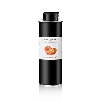 Řepkový olej s mandarinkou,Gewürzgarten, 250 ml