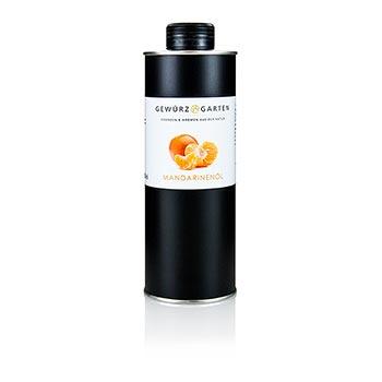 Řepkový olej s mandarinkou,Gewürzgarten,500 ml