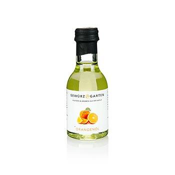Řepkový olej s pomerančem, Gewürzgarten,100 ml