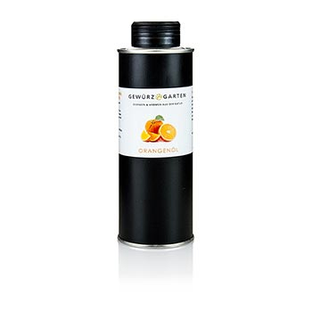 Řepkový olej s pomerančem, Gewürzgarten, 250 ml