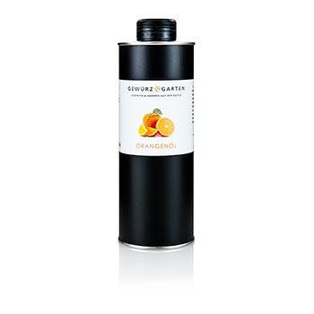 Řepkový olej s pomerančem, Gewürzgarten, 500 ml