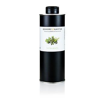 Řepkový olej s tymiánem, Gewürzgarten, 500 ml